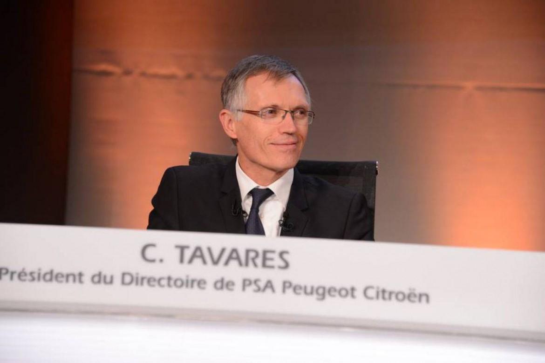 Carlos Tavares, attuale ceo di Psa e futuro della società che nascerà dalla fusione con Fca