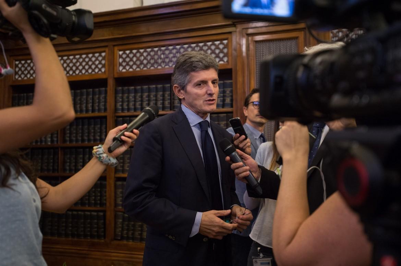 Andrea Martella, Sottosegretario della Presidenza del Consiglio con delega all'Informazione e all'Editoria