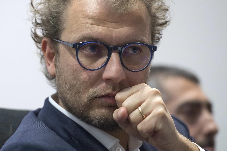 Luca Lotti, ex ministro ed ex plenipotenziario di Renzi