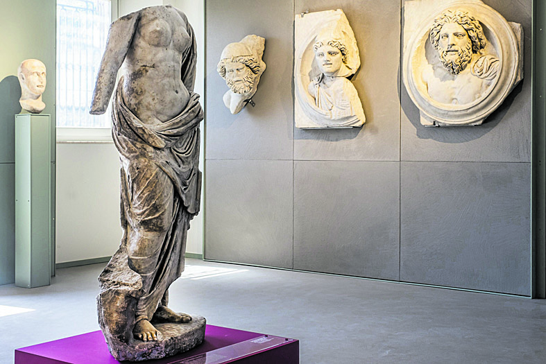 La cosiddetta Venere di Aquileia