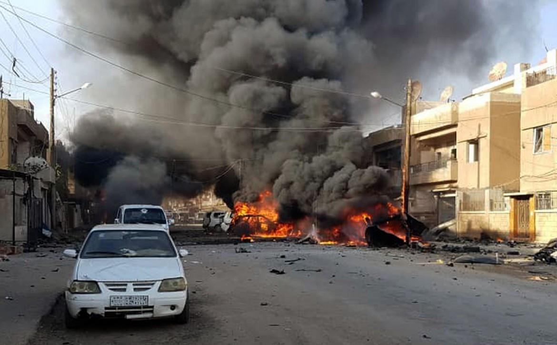 L'attentato a Qamishlo