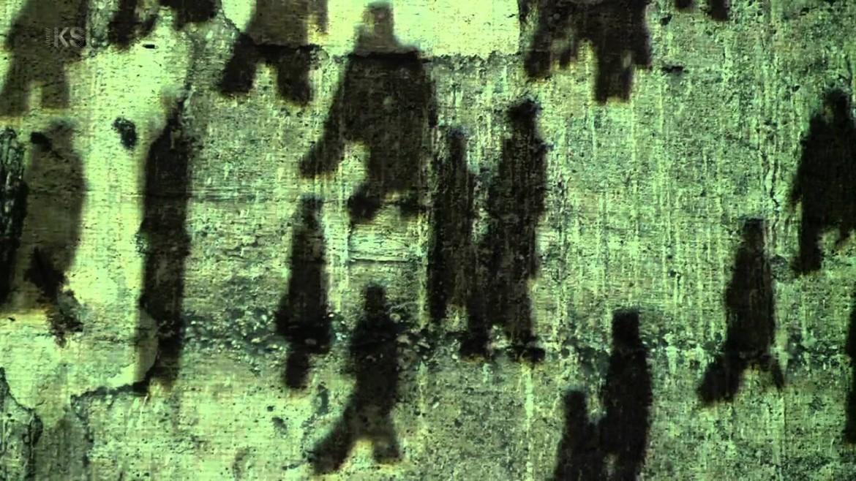 «Current», un'installazione dell'artista israeliana Michal Rovner