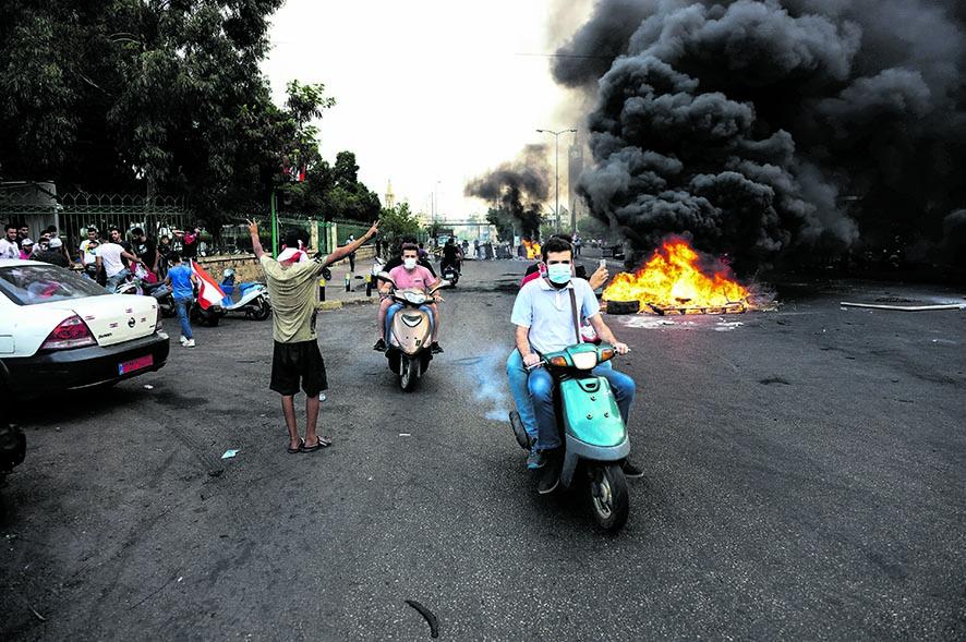Proteste a Beirut