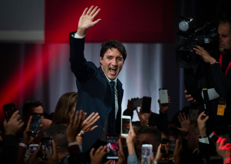 La vittoria elettorale di Trudeau