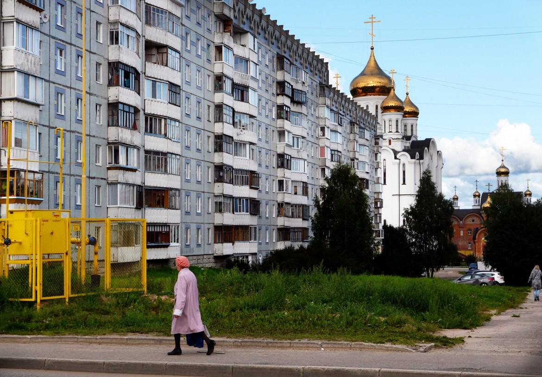Immagini della capitale della repubblica Komi, Syktyvkar