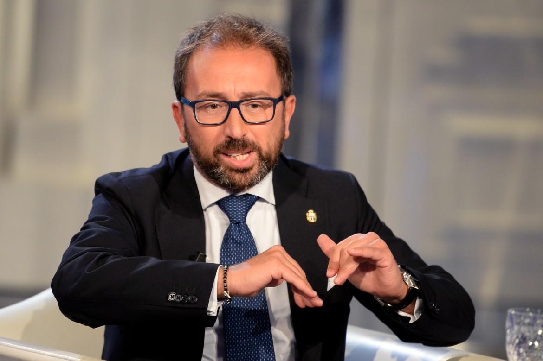 Il ministro della giustizia Alfonso Bonafede