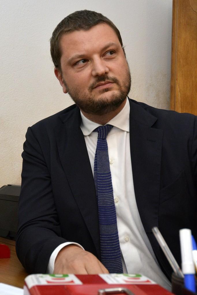Gennaro Migliore, deputato di Italia viva