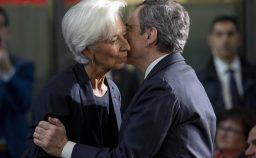 Draghi lascia la Bce Addio nellincertezza politica ed economica