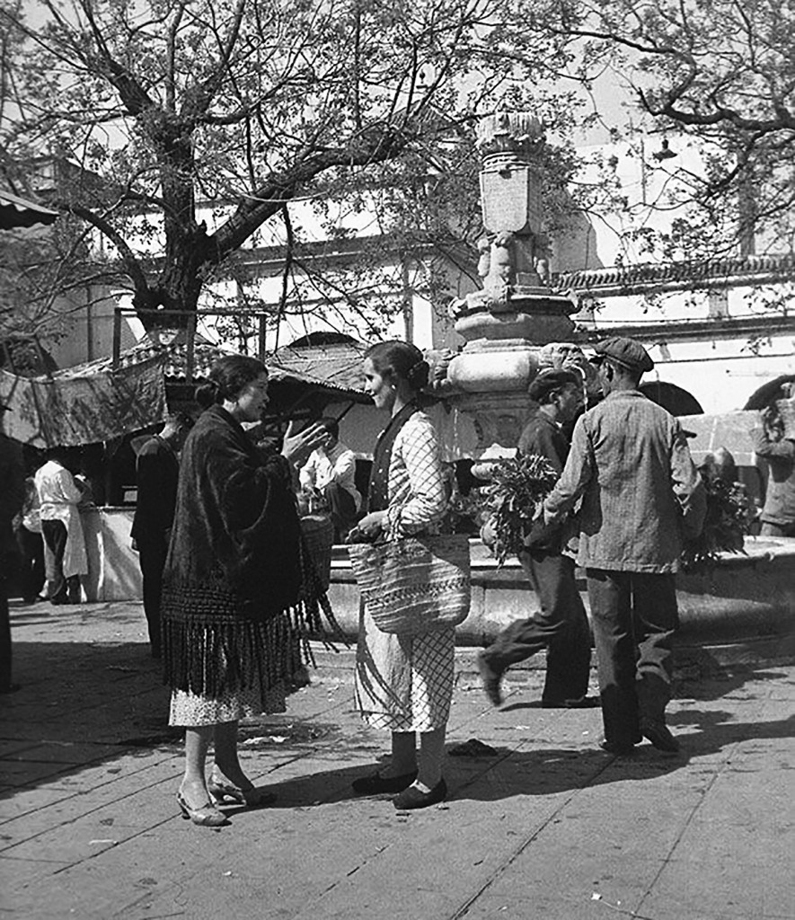 Mercado de la Encarnación, Siviglia