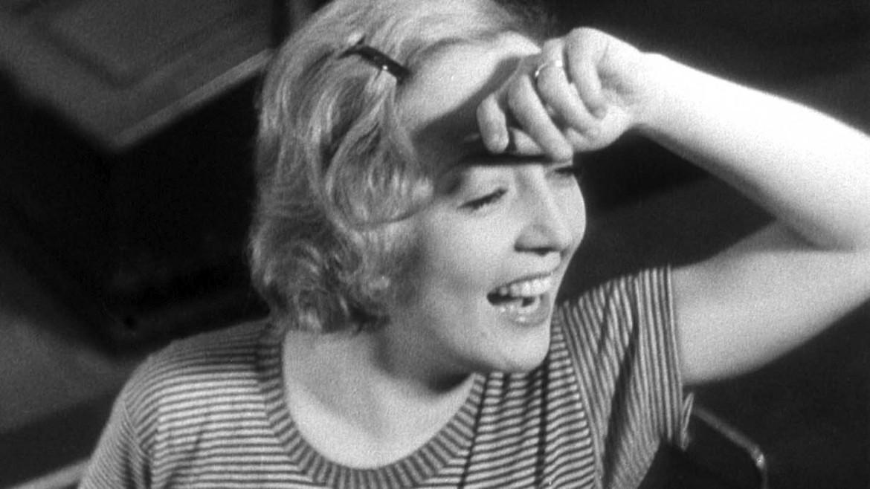 Dita Parlo, nell'«Atalante» di Jean Vigo (1934)