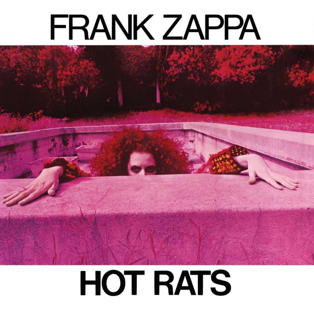 La copertina dell'album «Hot Rats»
