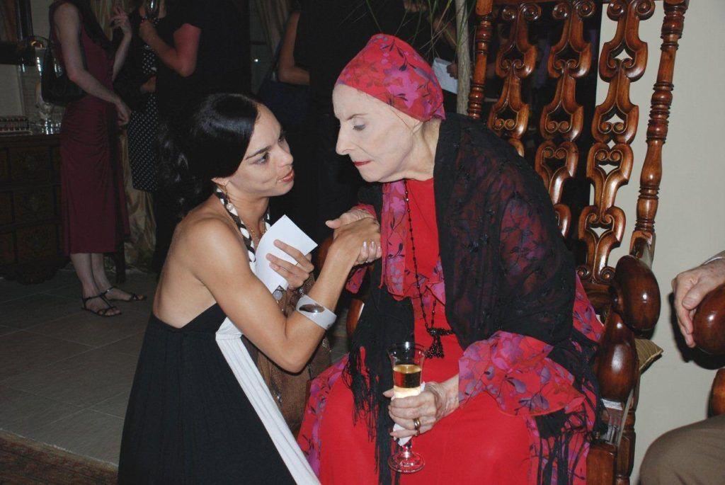Alicia Alonso e Viengsay Valdés