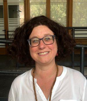 Cristina Avonto, presidente della Federazione Italiana degli Organismi per le Persone Senza Dimora (fio.PSD)