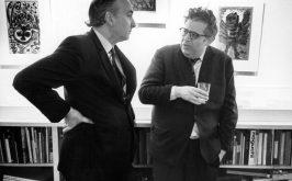 Lovattata violenza degli anatemi critici di Harold Bloom