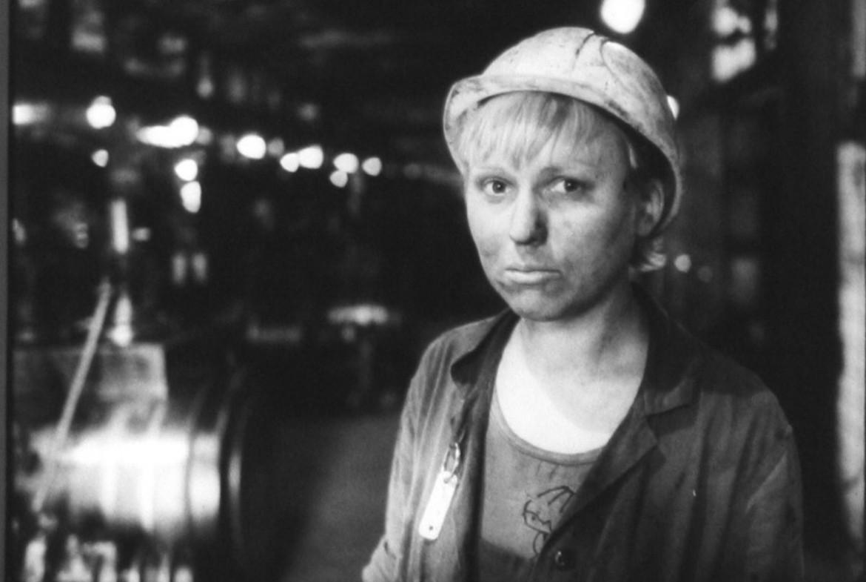 Una scena da  «Winter Adé»  di Helke Misselwitz, 1989
