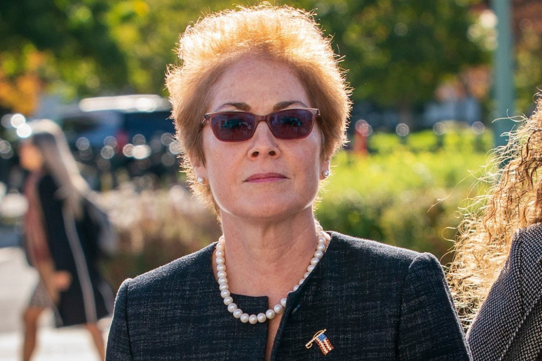 Marie Yovanovitch, ex ambasciatrice Usa in Ucraina