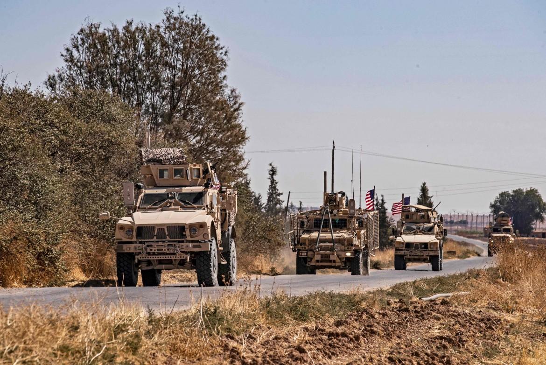 Pattugliamenti congiunti Usa-Turchia al confine tra Turchia e Siria