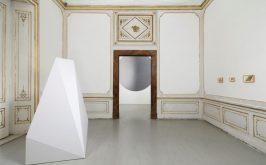 Sol Lewitt Lines Forms Volumes 1970s to Present veduta parziale della mostra courtesy Galleria Alfonso Artiaco Napoli 2019 foto Luciano Romano