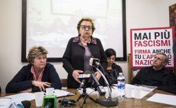 Carla Nespolo Anpi Razzismo sdoganato e destre astenute per non deludere il loro elettorato