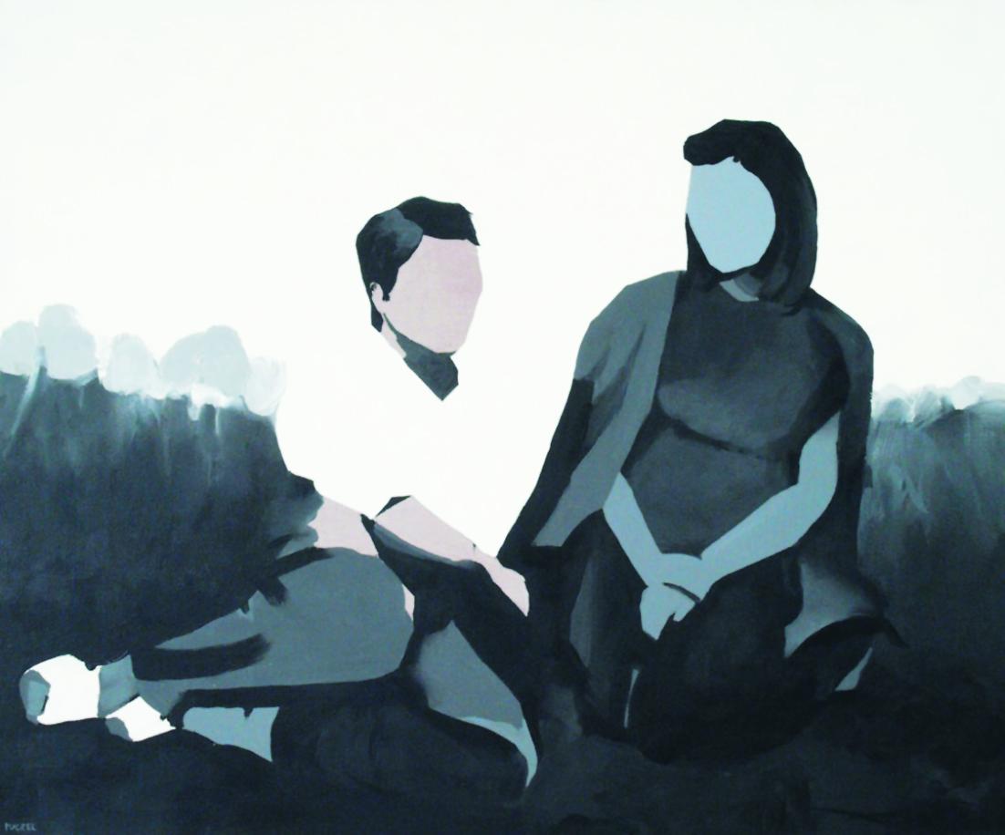 Un'opera di Jarek Puczel