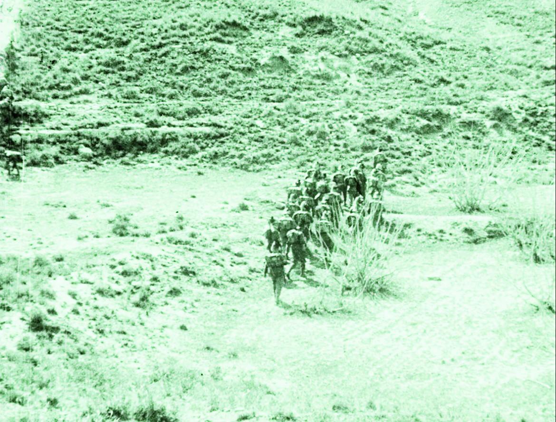 Luca Comerio, «L'energica avanzata contro i ribelli di El-Baruni»
