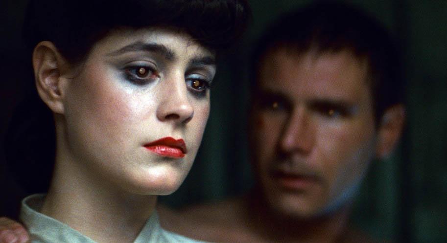 Una scena da  «Blade Runner» di Ridley Scott (1982)