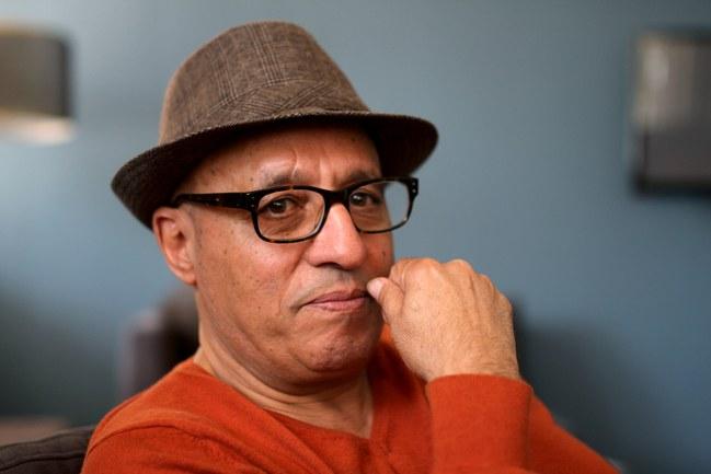 Lo scrittore marocchino Youssef Fadel