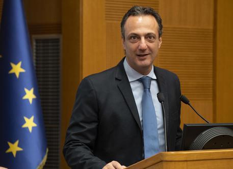 Il presidente dell'Assemblea capitolina Marcello De Vito