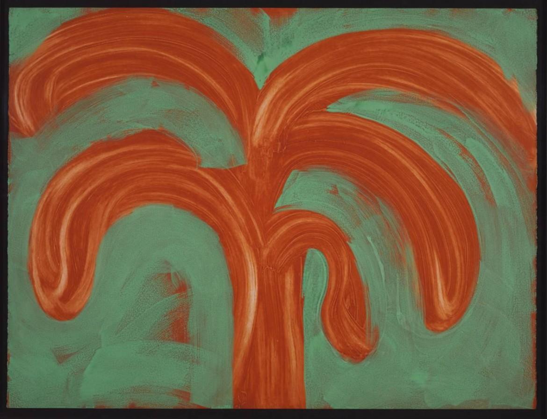 Howard Hodgkin, «Indian Tree», 1990.