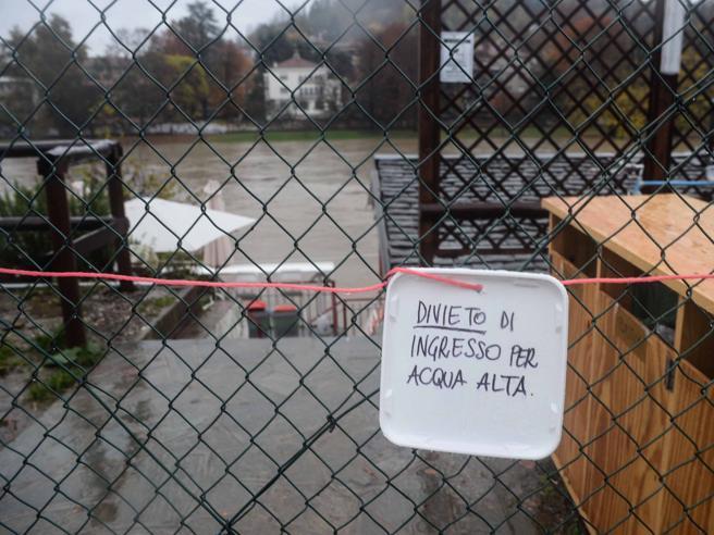 Acqua alta a Torino