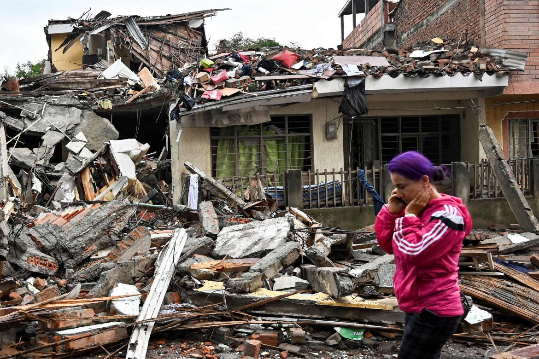 L'attentato di ieri in Colombia