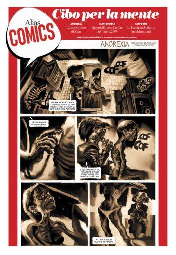 Alias Comics del 1 novembre 2019