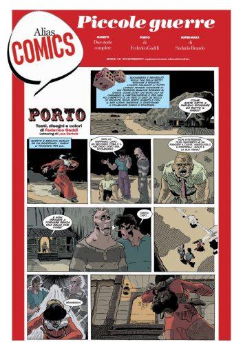 Alias Comics del 29 novembre 2019