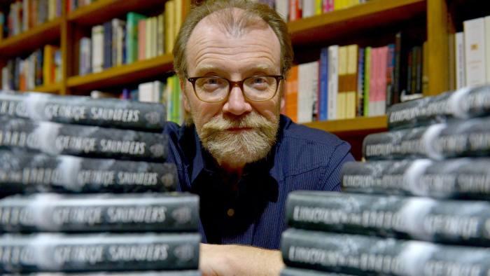 George Saunders, nato ad Amarillo, Texas, nel 1958