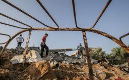 I palestinesi nella gabbia del domatore Netanyahu