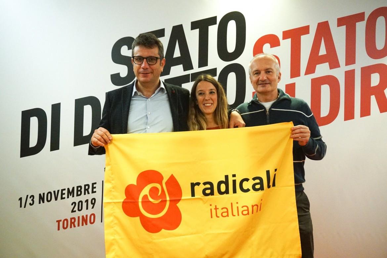 Massimiliano Iervolino, Giulia Crivellini, Igor Boni