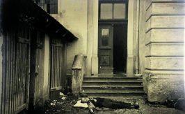 Il maestro Sottosanti ucciso a fucilate il 4 ottobre 1930 in un paesino sloveno vicino a Gorizia