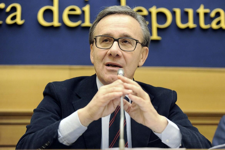 Il responsabile giustizia del Pd, Walter Verini