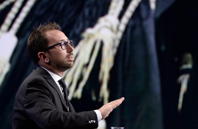 Il ministro di Giustizia Alfonso Bonafede