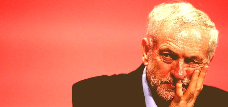 L'ex leader del Labour, Jeremy Corbyn