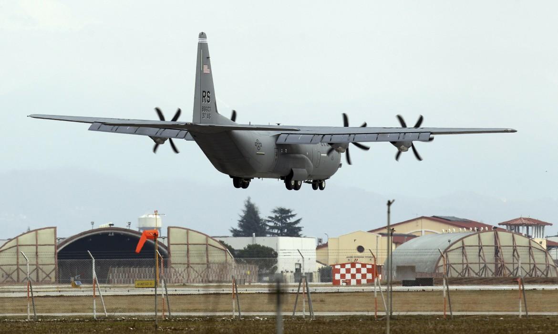 Base Nato e Usa di Aviano