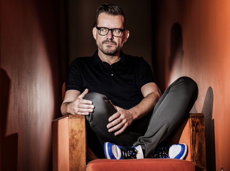 Lo scrittore Bart Moeyaert