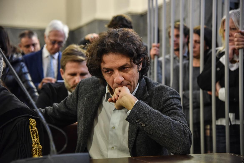 Milano, Marco Cappato in tribunale dove era a processo con l'accusa di aiuto al suicidio