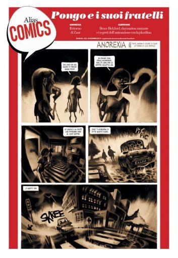 Alias Comics del 6 dicembre 2019