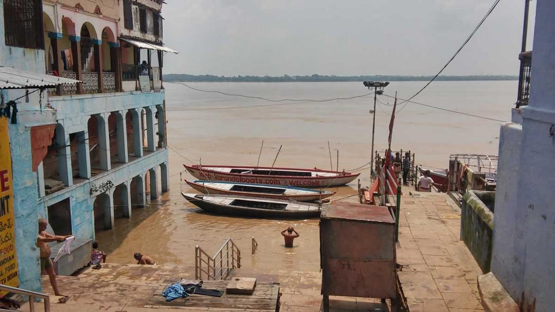 Alex Webb, «Varanasi», 2015