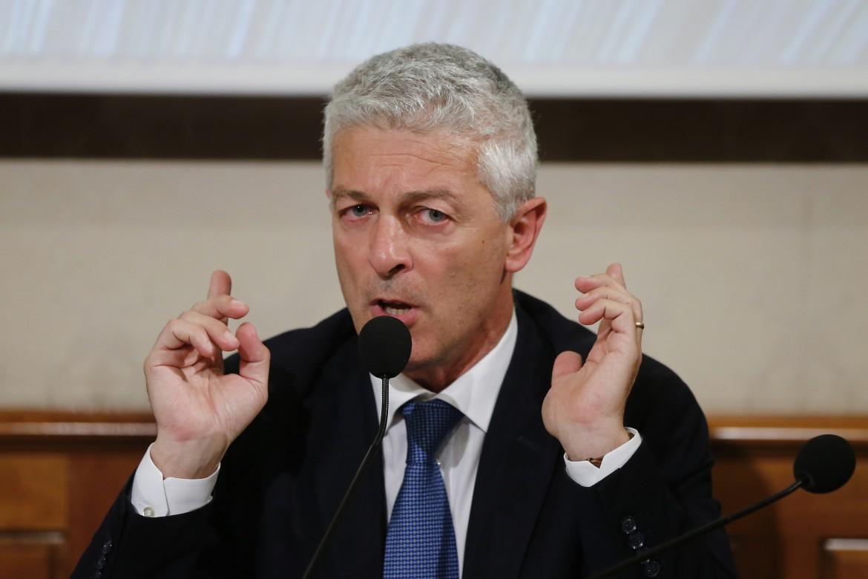 Nicola Morra, presidente della Commissione Antimafia