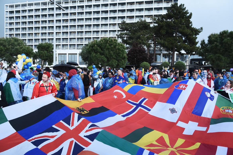 Grecia, meeting annuale degli studenti dell'Erasmus