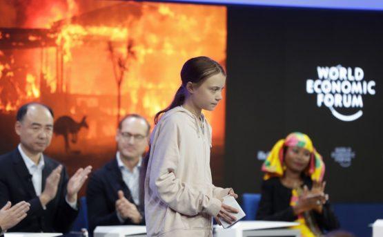 Greta Trump e lemergenza climatica