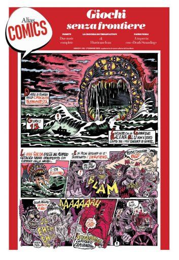 Alias Comics del 17 gennaio 2020