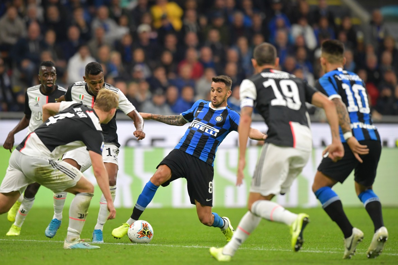 San Siro, la partita Inter-Juventus del 6 ottobre 2019